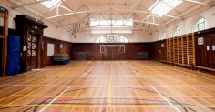 Edinburgh Academy Gym